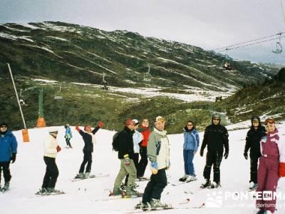 Esquí Baqueira; viajes en julio; viajes organizados fin de semana